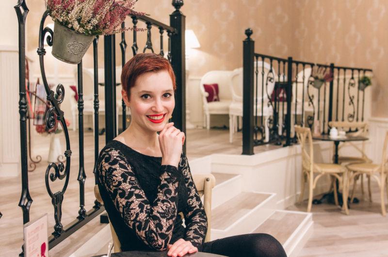 Tina Post - Mademoiselle Cupcake
