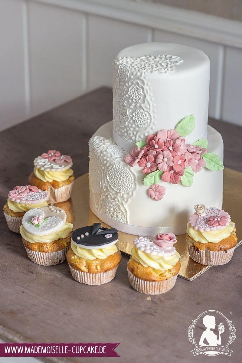 Spitzendecke Mademoiselle Cupcake