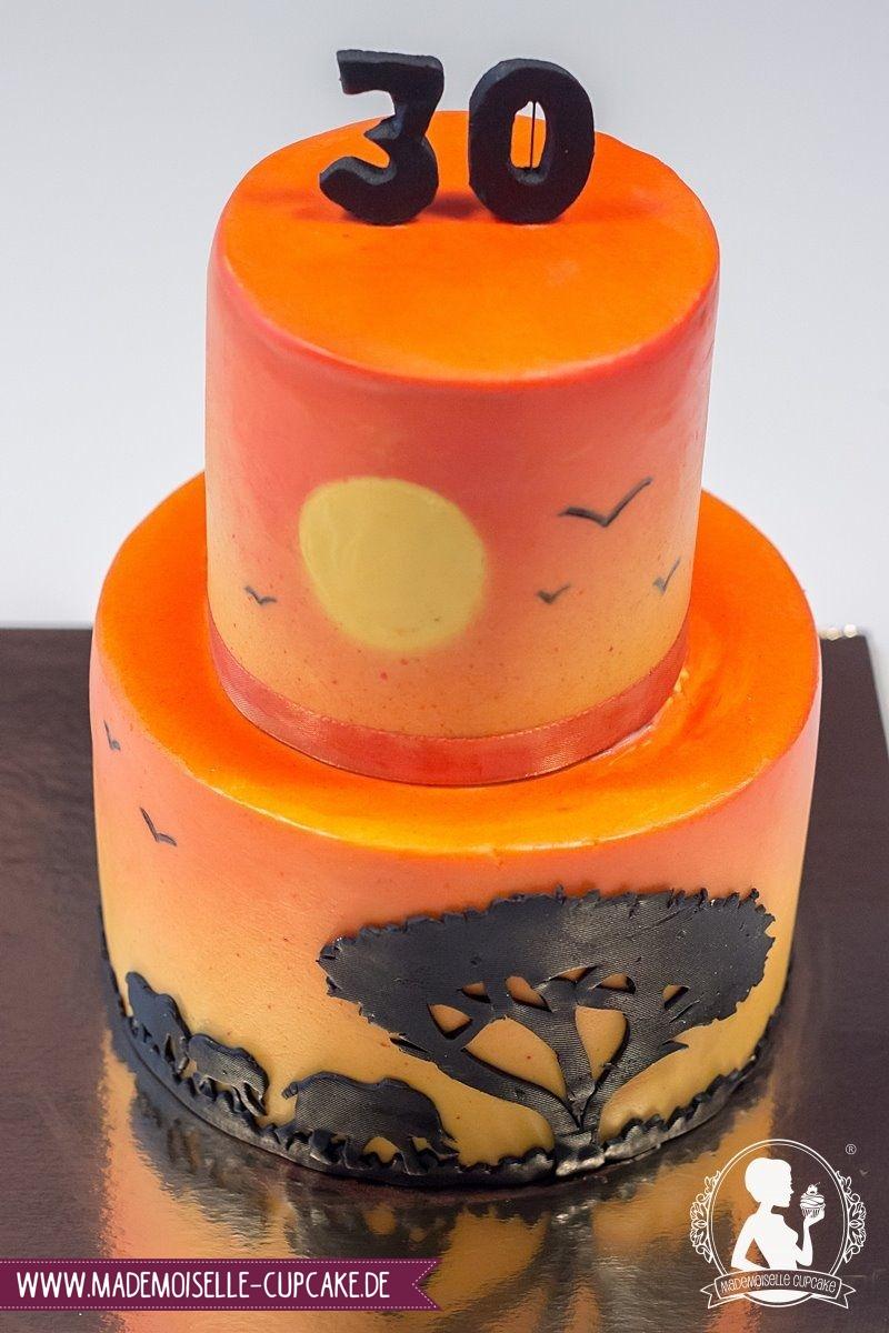 Afrika Mademoiselle Cupcake