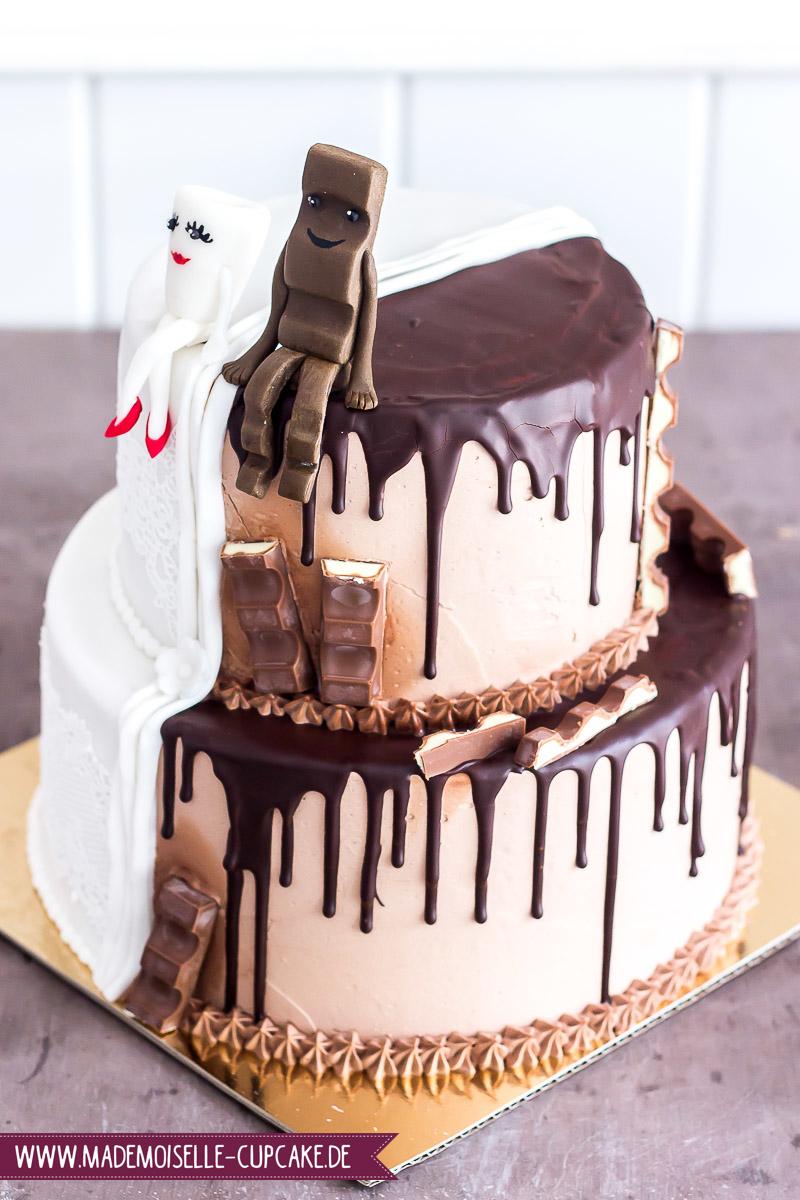 Kinderschokolade Mademoiselle Cupcake