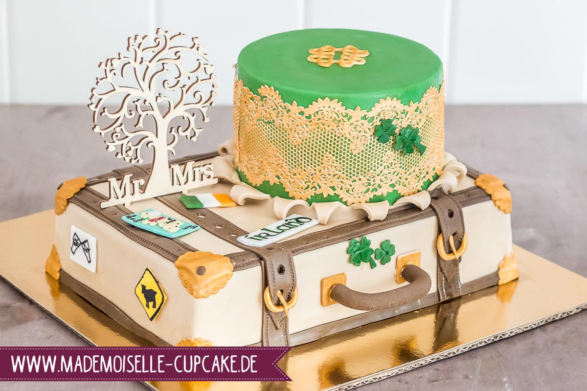 Irland Mademoiselle Cupcake