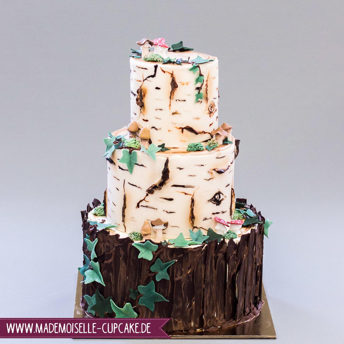 Birkenbaum Mademoiselle Cupcake