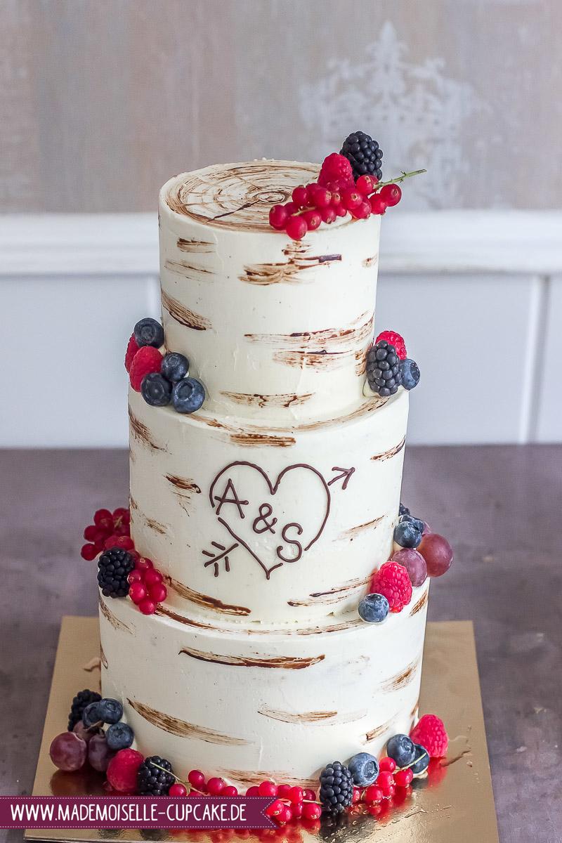 Baumstamm Mademoiselle Cupcake