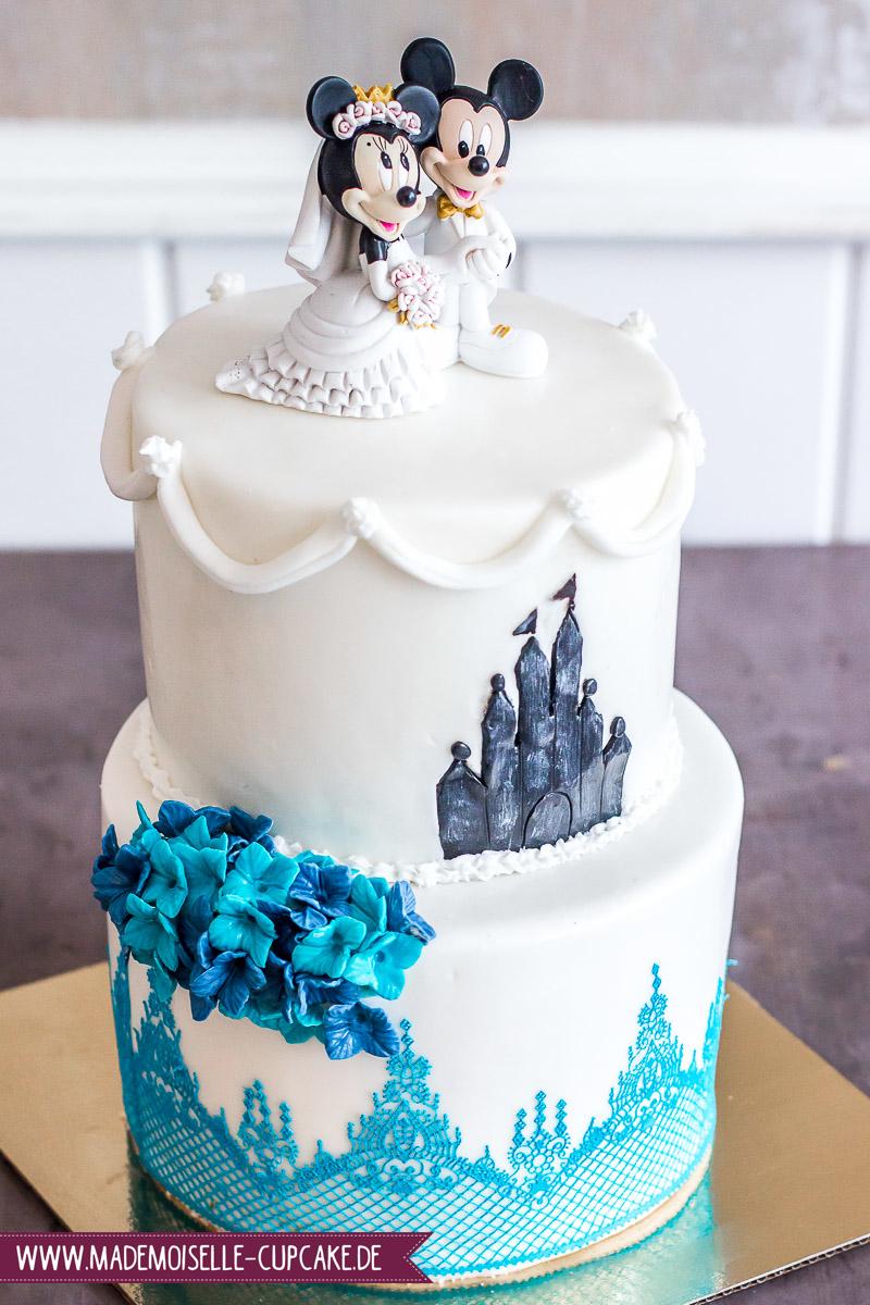 Disney Mademoiselle Cupcake