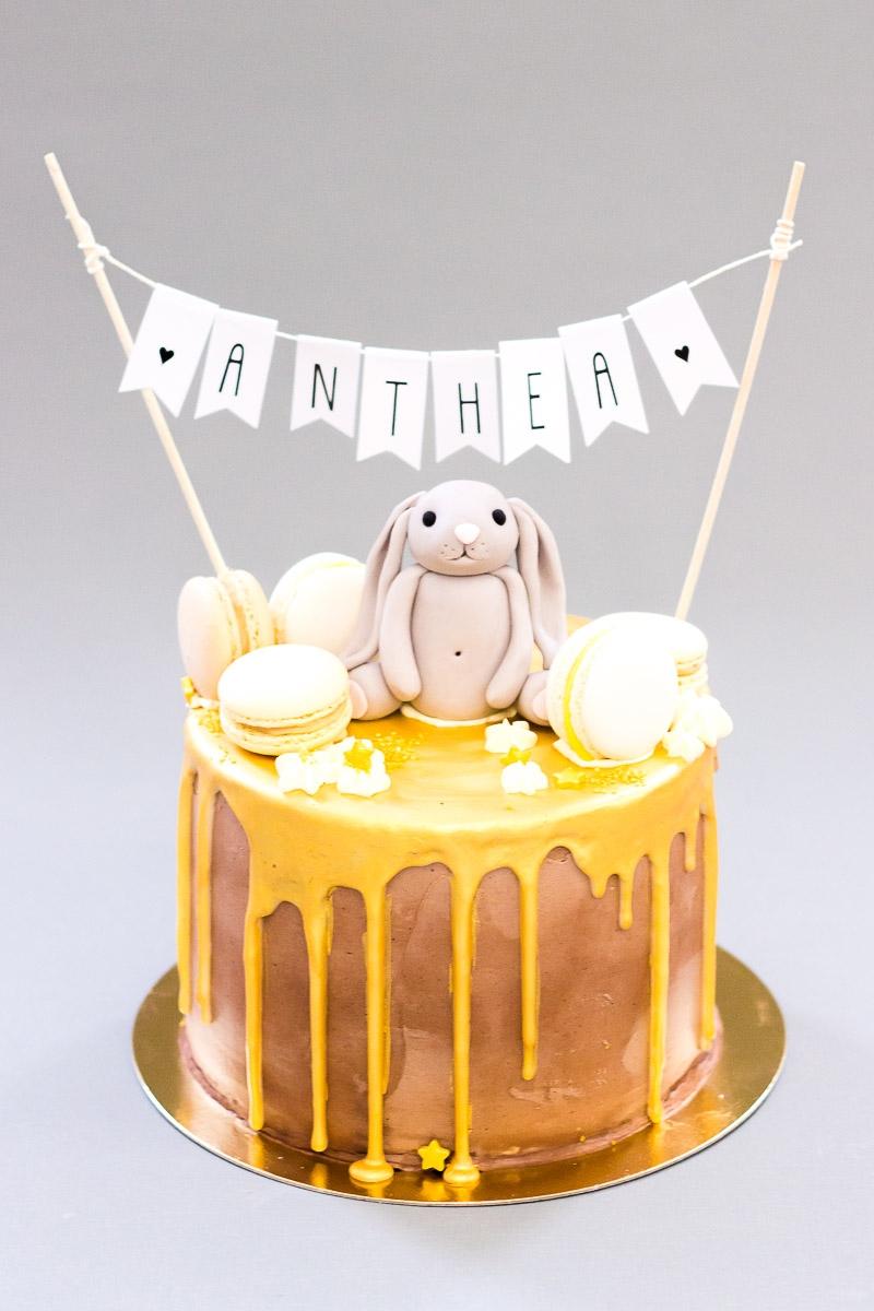 Drip Cake 40 - Mademoiselle Cupcake